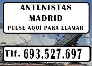 Antenistas Plaza Castilla Urgentes